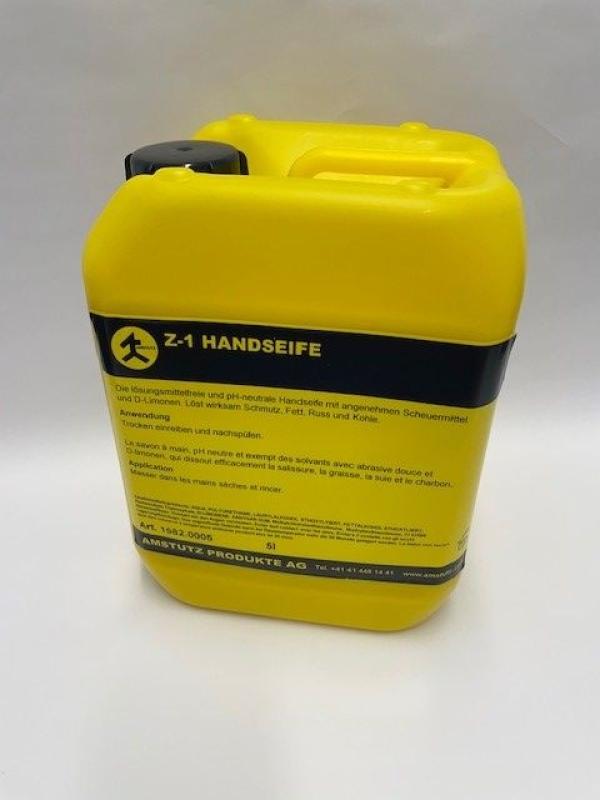Umývacia pasta na ruky Amstutz Z1 5 l (náhrada za MANEX S) s citrónovou vôňou