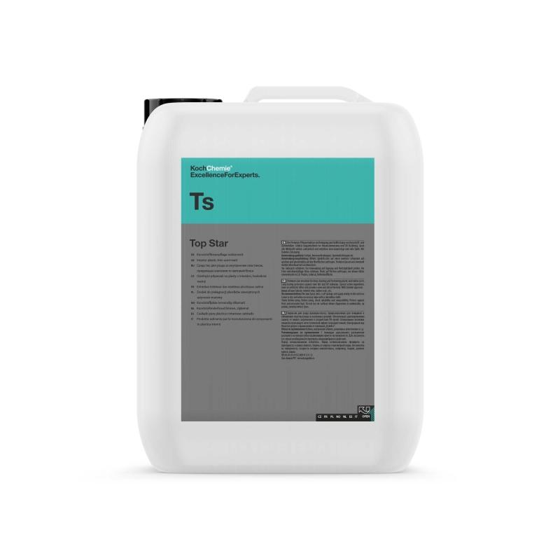 Ošetrenie vnútorných plastov Koch Top Star 10 l