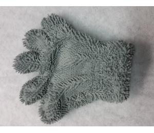 Rukavice na umývanie alu ráfikov šedá Lemmen X3641805