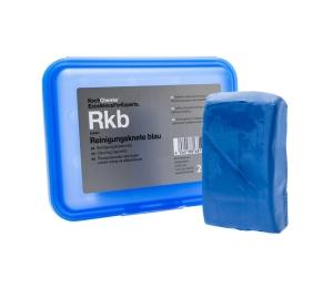 Čistiace plastelína modrá Koch Clay 200 g