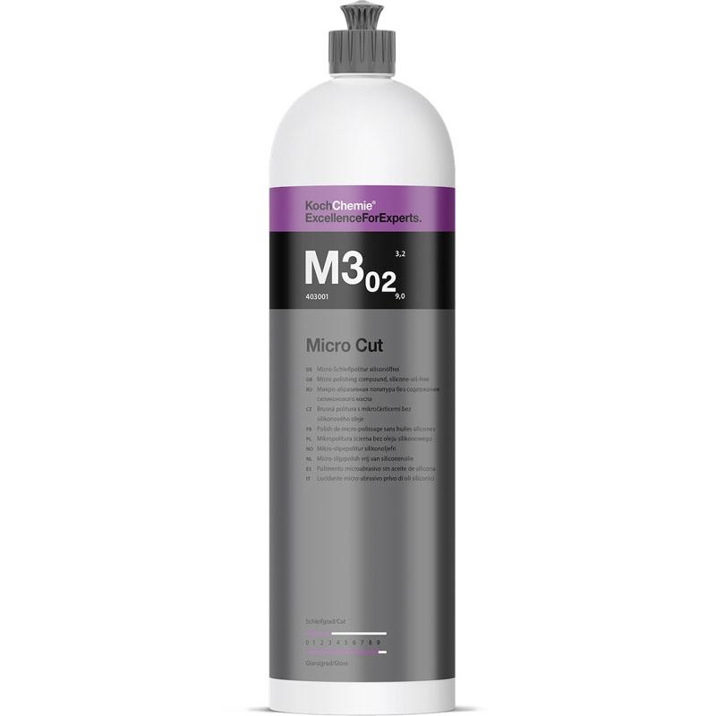 Brúsna pasta s mikročasticami Koch Micro Cut M3.02 1000ml
