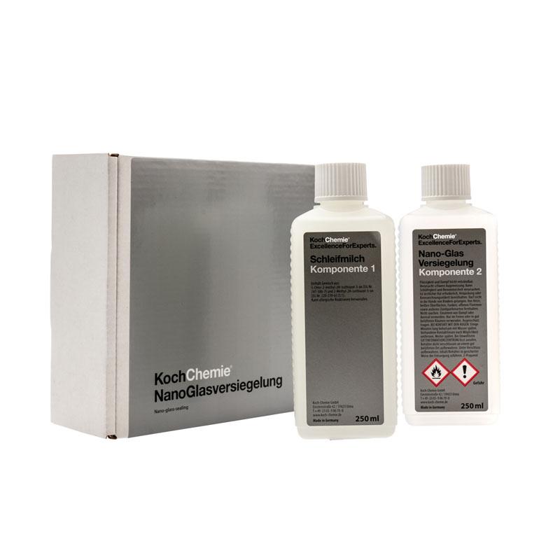 Nano konzervácia na sklá Koch NanoGlasversiegelung 2x250 ml