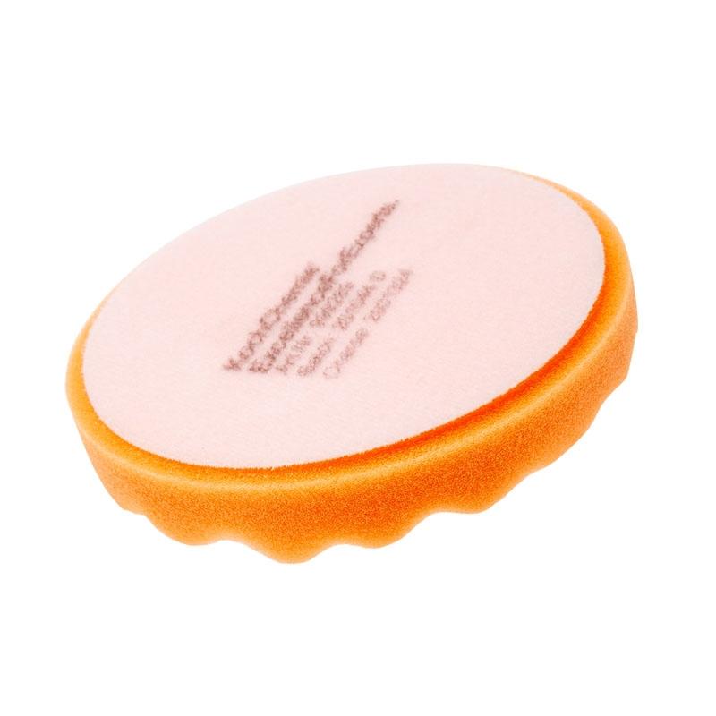 Antihologramní kotúč oranžový vrúbkový Koch 135x25 mm 999289