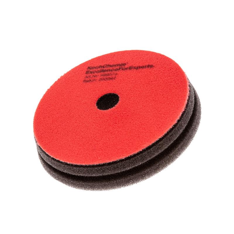 Leštiaci kotúč Heavy Cut Pad Koch červený 126x23 mm 999578