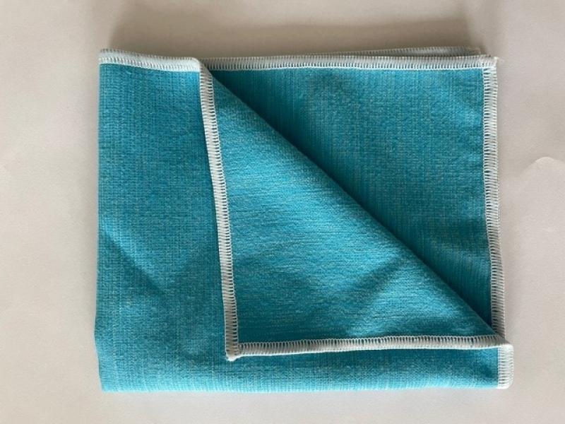 Mikrofázová utierka modrá 34 x 30 cm Lemmen 10CH011