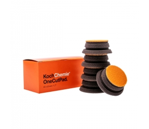 Leštiaci kotúč One Cut Pad oranžový Koch 45x23 mm 999615