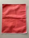Mikrofázová utierka červená 34 x 30 cm Lemmen 10CH012, fotografie 1/1