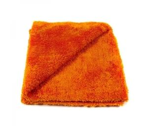 Mikrovláknová utierka bezšvová oranžová Lemmen 5060C021