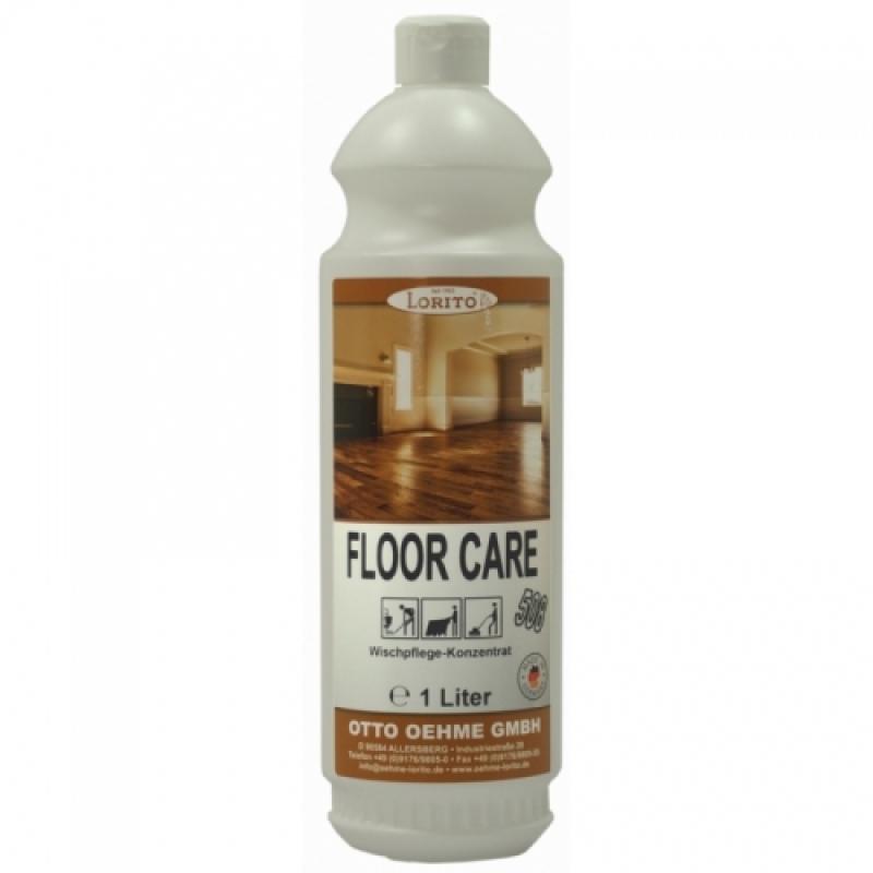 Ošetrenie plávajúcich podláh Oehme Floor Care 1 l